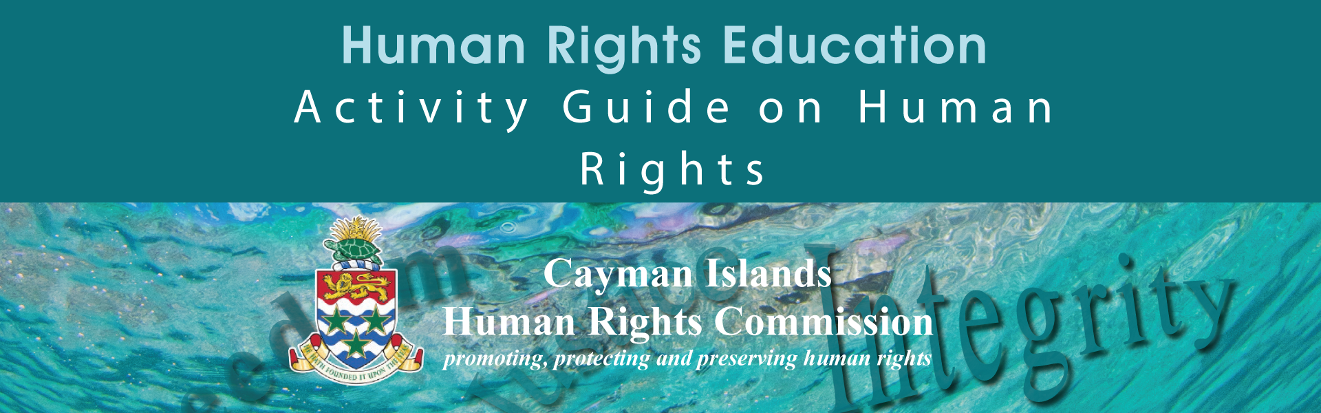 The Teacher's Human Rights Activity Guide