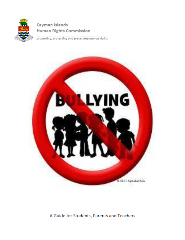 Anti-bullying: A Guide for Students, Parents and Teachers
