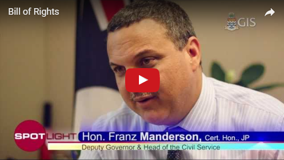 Bill of Rights Cayman 27 Video Series