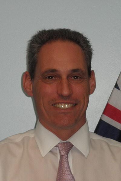 Alistair Walters