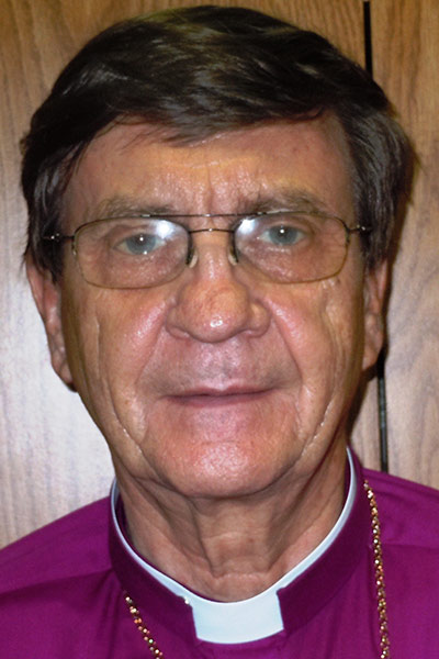 Bishop Nicholas Sykes